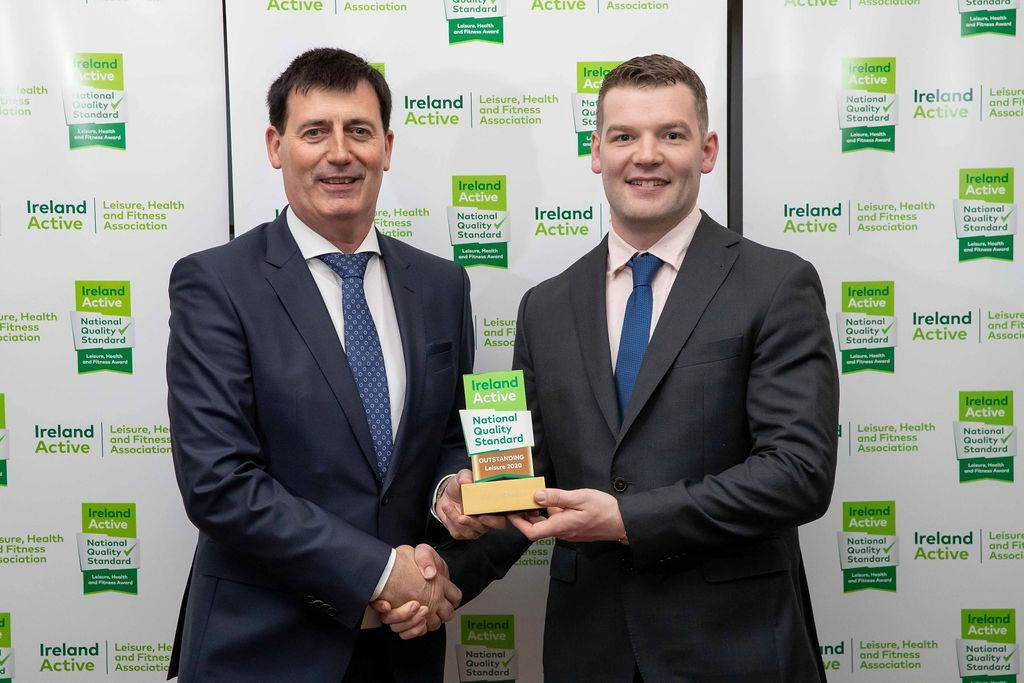 National Quality Awards Ireland Active The Dartry Health Club