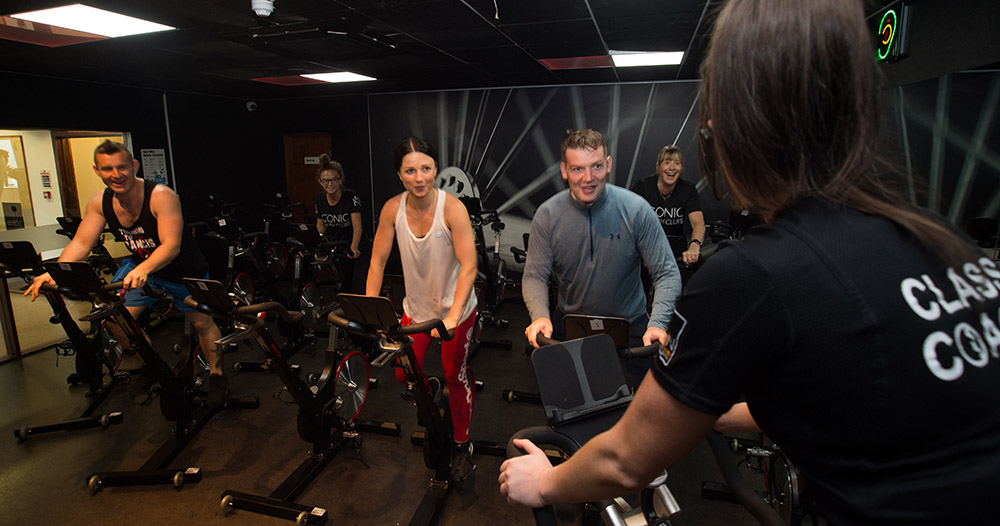 spinning classes in dublin south