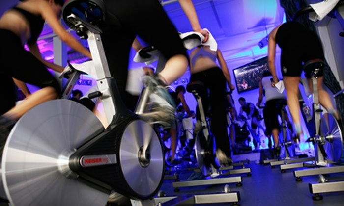keiser spinning classes in dublin gym