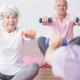 fitness classes for over 55's in dublin