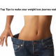 Fatloss simplified, tips to make your weightloss journey easier