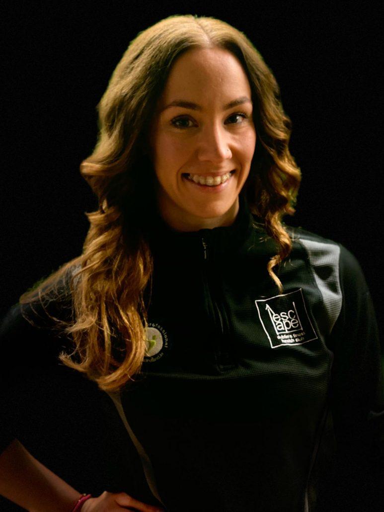 Sanja Elezovic Oneescape Personal Trainer