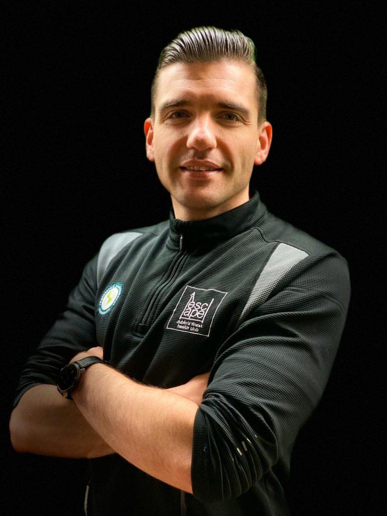 Martin Stoynov Oneescape Personal Trainer