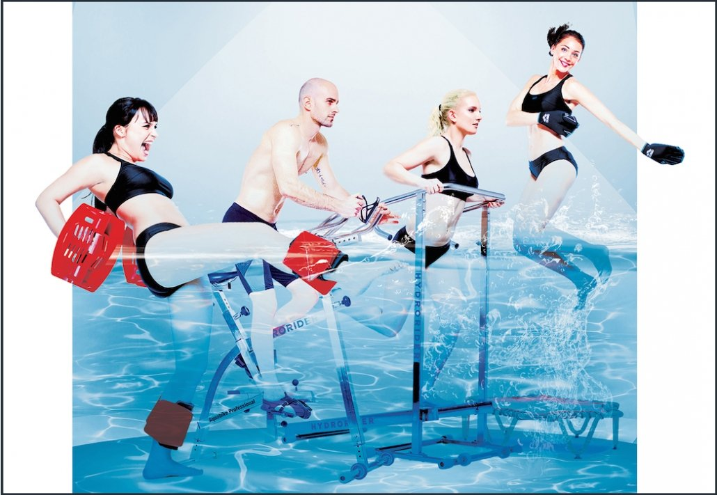 aqua mix aerobics classes in dublin